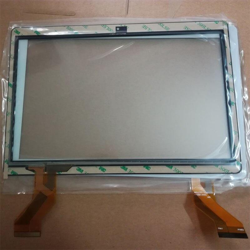 Myslc Écran Tactile Pour 10.1 BOBARRY K107 S107 MTK8752 2 trous Tablet Pour BMXC S107 K107 Écran Tactile Digitizer capteur