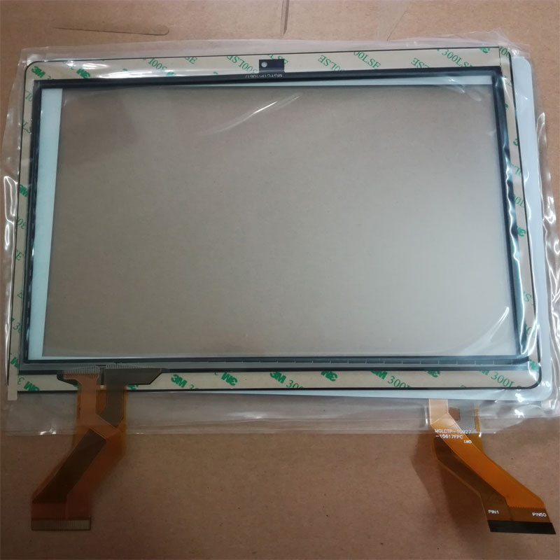 Myslc Touch Screen For 10.1 BOBARRY K107 S107 MTK8752 2 holes Tablet For BMXC S107 K107 Touch Panel Digitizer Sensor