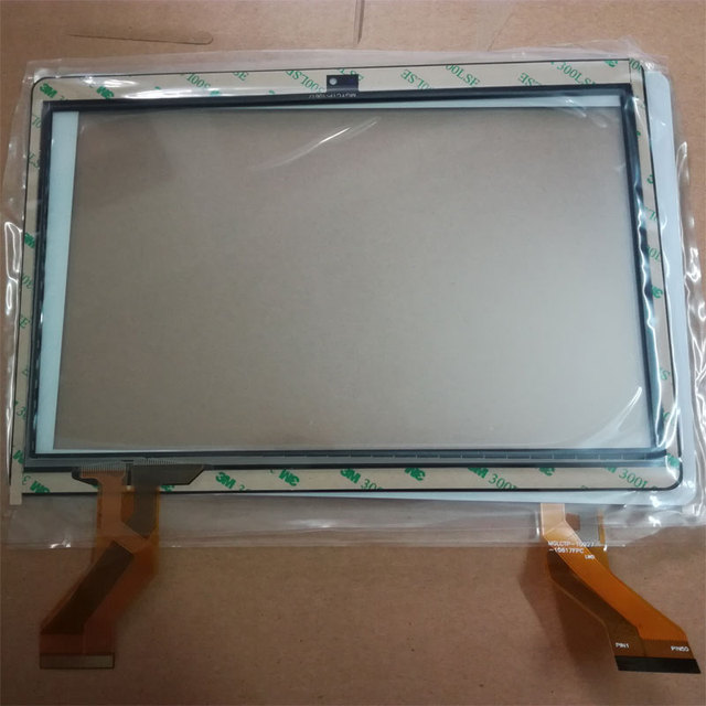 """Myslc Touch Screen For 10.1"""" BOBARRY K107 S107 MTK8752 2 holes Tablet For BMXC S107 K107 Touch Panel Digitizer Sensor"""