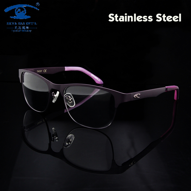New Fashion Designer Women's Eyewear Frames Rx Prescription Glasses Frame Women oculos de grau Female Spectacle Frame