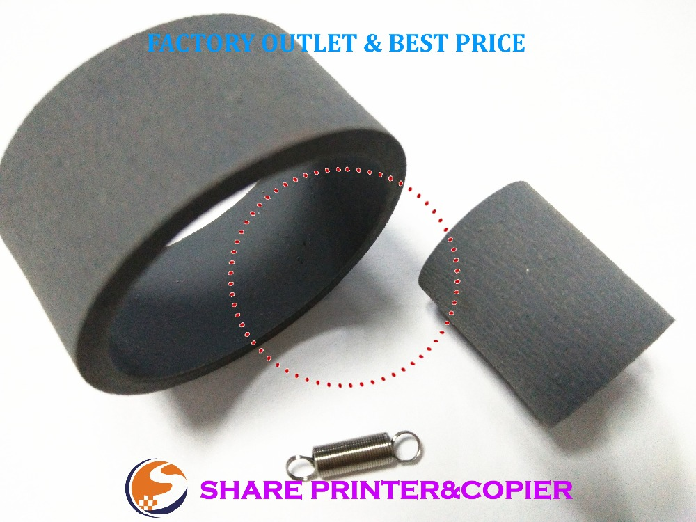 RETARD SUB ASSY Pickup roller new rubber kit 1529149 1526149-00kd for Epson T1100 B1100 L1300 R1410 R1390 1900 L1800 1400 1430 pickup roller feed roller separation roller for epson r200 r210 r220 r230 r310 r350