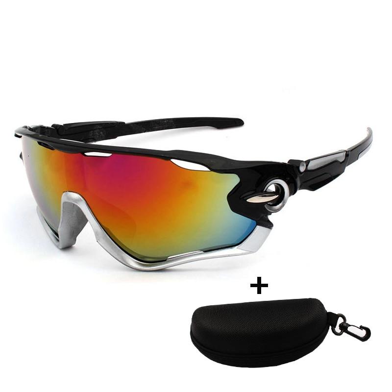 Prix pour Cyclisme lunettes de Soleil Hommes Femmes Vélo Vélo Moto Lunettes Lunettes UV400 Pêche Escalade Randonnée Lunettes occhiali da sole