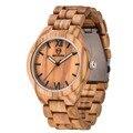 Модные деревянные часы ручной работы для мужчин  высококачественные наручные часы из бамбука и дерева  мужские часы в подарок erkek kol saati