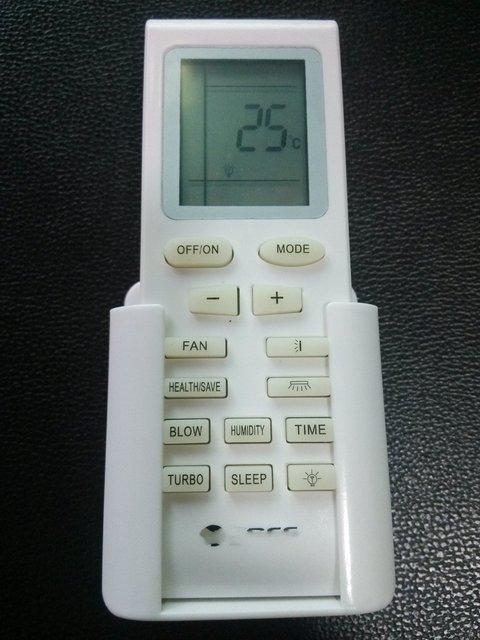 CN-KESI FIT GREE YB1F2 YB1F2F YB1FA YB1FAF remote control +Air Conditioner Mount  Remote
