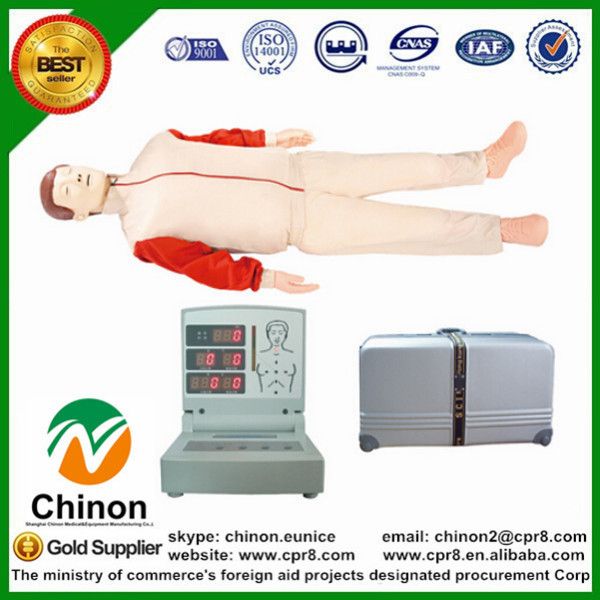 BIX CPR280 multifunctional electronic adult full body cpr dummy W061