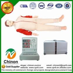 Bix/CPR280 cpr الكبار كامل الجسم دمية متعددة الوظائف الإلكترونية w061