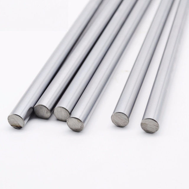 16mm Diameter Chrome Steel Smooth Rod D16 Stainless Steel