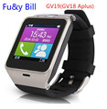 New GV19(GV18Aplus) Bluetooth Smart Watch Multi Features Android &IOS Smart Watch Plug SIM Card Waterproof Smart Watches