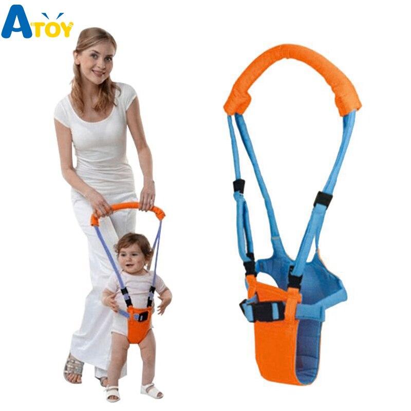 Baby Toddler Walking Belt Adjustable Strap Leashes Strap Harness Baby Safety Assistant Belt Safe Keeper Walk Learning Walker