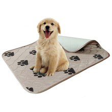 Reusable Pet Dog Pee Pad Waterproof Cat Cushion Washable Puppy Training Floor Mats Mat