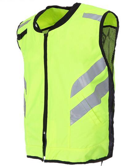 ФОТО Reflective cycling vest reflective traffic protection safety clothing motorcycle reflective vest