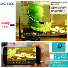 3G Sim Card Network Mini IP67 underwater 720P CCTV Camera Support 128GB SD Card With P2P