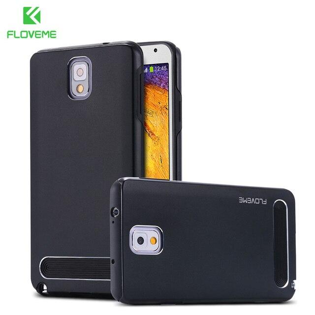 sale retailer a5c1b 93183 FLOVEME Soft TPU Aluminum Metal Back Case For Samsung Galaxy S5 S6 S6 Edge  Tough Hybrid Armor Cover Samsung Galaxy S5 S6 S6 Edge-in Half-wrapped Case  ...