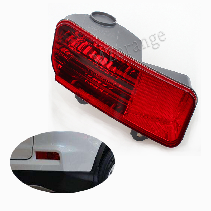 For HONDA CRV 2015 2016 RM1 RM2 RM3 RM4 Car Styling Brand New Left Right Rear Bumper Reflector Rear Fog Light without bulbs lr043985 new rear and left car fog lamp without bulb for range rover sport 2014 automobile fog light with high quality supply