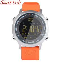 Smartch EX18 Smart Watch Men Smartwatch Wearable Devices Smart Watches Electronics for iOS for Android 50m Waterproof