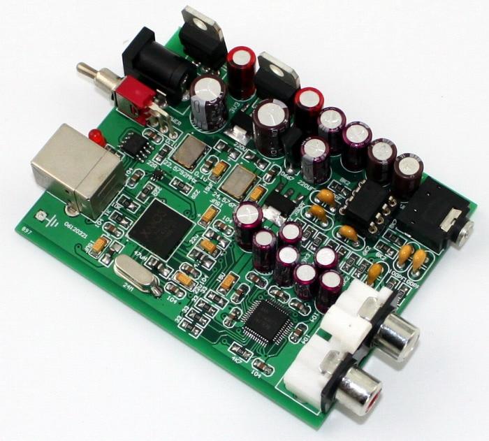 XMOS U8 + AK4490 USB decoder audio board лезвия для ножа stanley fatmax utility