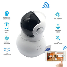 Full HD 1080P 2MP WIFI font b Wireless b font IP Camera P2P IR Security Surveillance