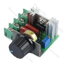 AC 220 В 2000 Вт SCR регулятор напряжения уменьшение диммеры скорость контроллер термостат
