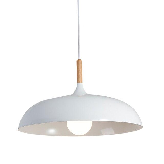 2017 New Arrival Pendant Lights Luminaire Post Fashion Led Pendant Lamps Aluminum Dining Room Light Bar Beat black white Lights