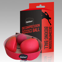 Adult Kids Boxing Speed Ball Set Reactivity Awareness Training Punching Speed Ball For Fighting Free Combat