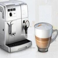 19Bar Automatic Espresso Coffee Maker Coffee Bean Grinder Milk Bubble Cafe Mocha Cappuccino Italian Coffee Machine CLT14 1.2L
