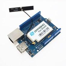 AR9331 Yun Shield Expansion Board with PCB Antenna for Arduino Leonardo Duemilanove Diecimila Mega2560