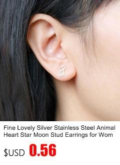 New Earrings Fashion Simple Stud Earrings Personality Trendy Three ways to wear Triangle Earring Wholesale Jewelry Womens Earing 13