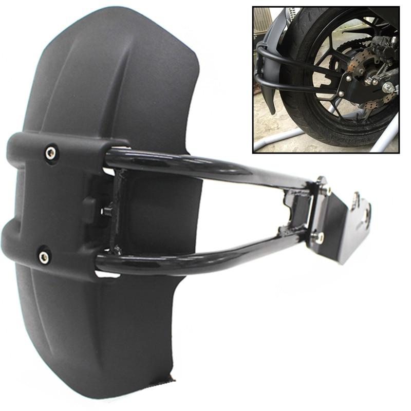Garde-boue de moto de support de garde-boue arrière d'accessoires de moto en aluminium de CNC pour le garde-boue arrière de Honda CB500F CB500X