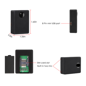 Image 2 - N9 GSM Listening Device Audio Voice Monitor Activation Dial Alarm Mini GPS Tracker Surveillance System 12 15 Days Standby time