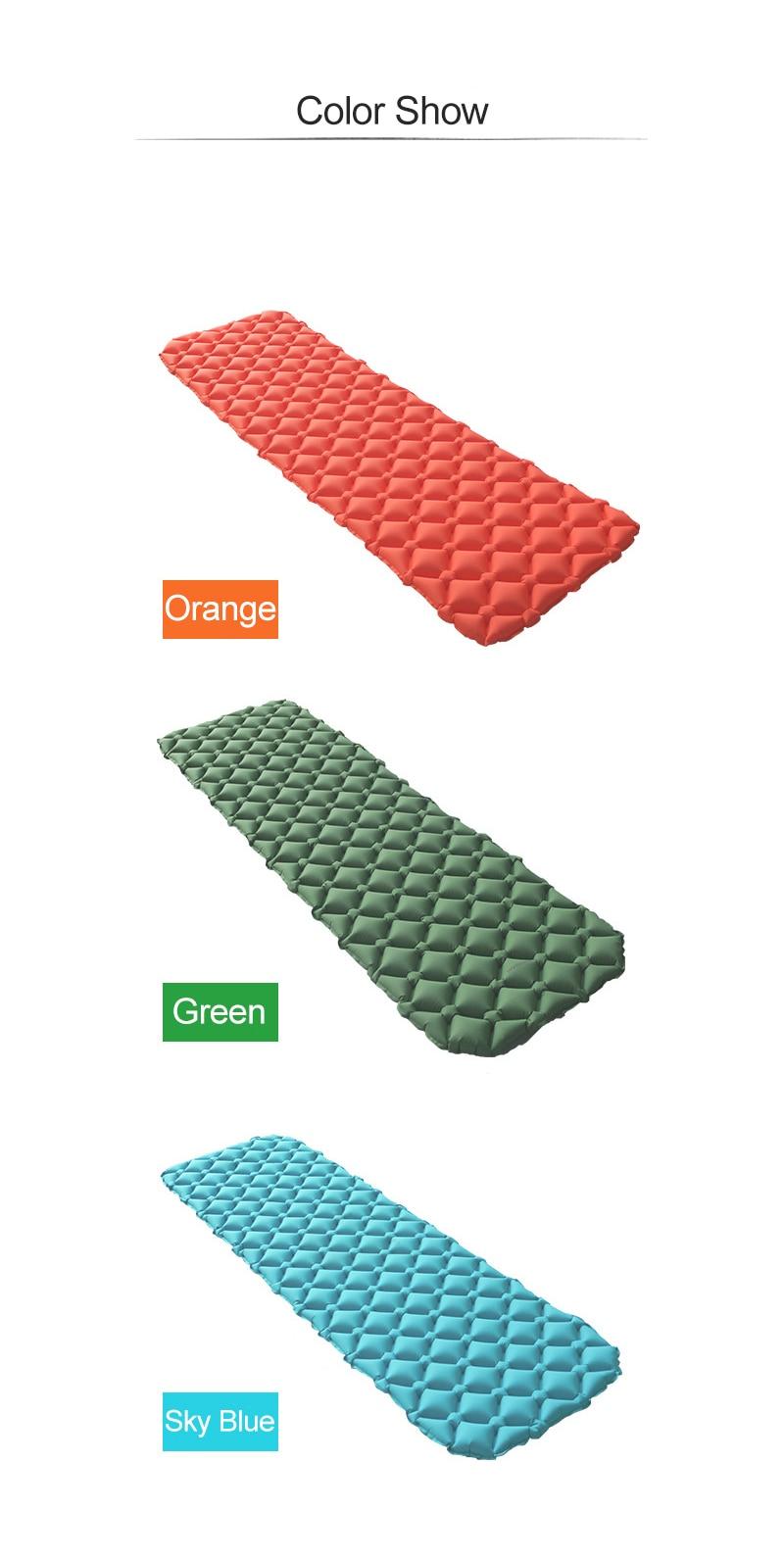 Udara Mattress Dapat Diisi Angin Tempat Tidur Untuk Tenda Comport Carpet Karpet Mercy B200 Deluxe 12cm Dua Gaya Nosel Gas Fungsi Yang Sama Pengiriman Acak