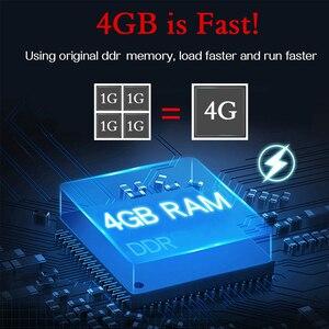 Image 3 - Wechip Smart Android 9.0 TV, pudełko Q plus 4GB 64GB Allwinner H6 4GB 32GB 1080P H.265 4K odtwarzacz multimedialny 2.4G Wifi bezprzewodowy dekoder