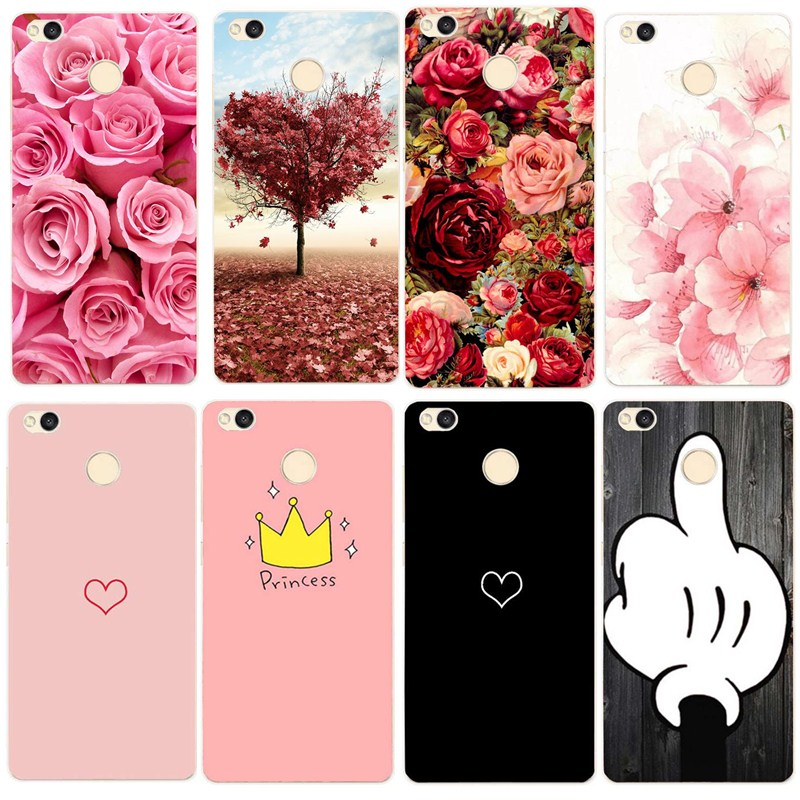 Fashion CASE For <font><b>Xiaomi</b></font> Redmi 5 plus Note 5 Pro 5A 4A 4X <font><b>Silicona</b></font> Cartoon Soft Phone Cover For Xiomi redmi Note 5A <font><b>Mi</b></font> a1 image