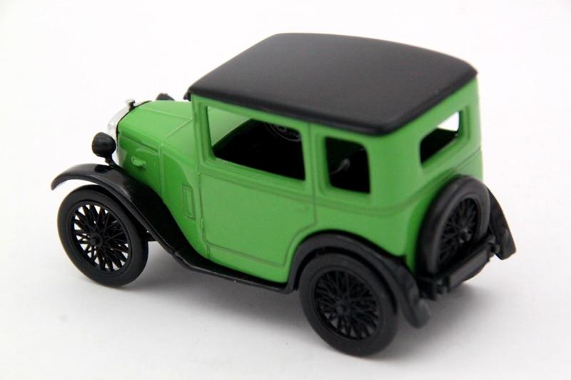 C.I.L 1:43 Escala Austin Seven Models Diecast Toys Cars Aficiones - Vehículos de juguete para niños - foto 5