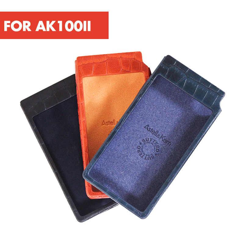 IRIVER Astell & Kern AK Jr SR15 AK100II AK120II AK240 AK70 MKII SE100 SP1000 оригинальный кожаный чехол тонкий защитный чехол