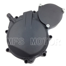 все цены на Motorcycle Parts Left Engine Stator cover For Suzuki GSXR600/750 2008 2009 BLACK онлайн