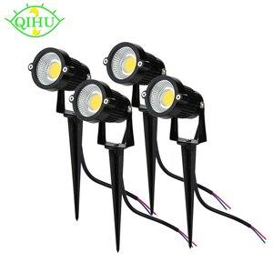 85-265v LED Lawn Lamp Light Wa
