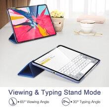 Lightweight Ultra Slim Magnetic Tablet Flip Case for iPad