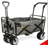 Multi baby twin three big space stroller easy fold outdoor picnic pram four wheel pet stroller shopping camping car camp