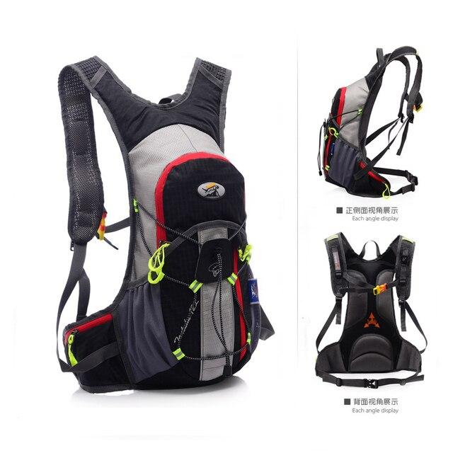 Ride backpack running sports backpack hiking bag Small waterproof ...