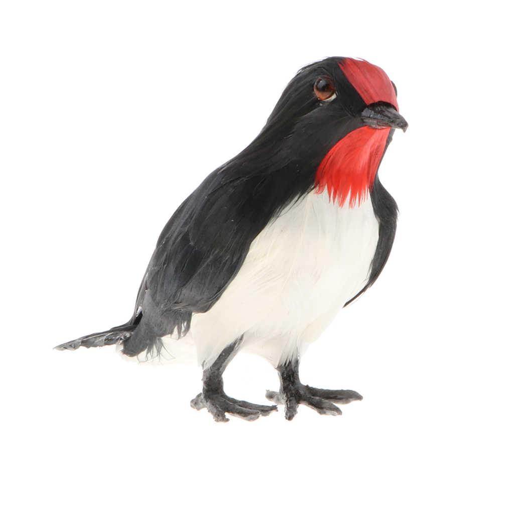 Realistische Swallow Standbeeld, Simulatie Vogel Dier Model Speelgoed Voor Kinderen, Educatief Speelgoed, Verjaardagscadeau Voor Kinderen