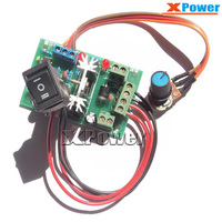 Motor Accessories J809 1 Motor Speed Control Board Positive And Negative Going Motion DC Motor Gear
