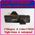 Ночного видения автомобильная камера заднего вида парковки монитор заднего монитор безопасности автомобиля камера для MITSUBISHI PAJERO ЗИНГЕР/V3/V93