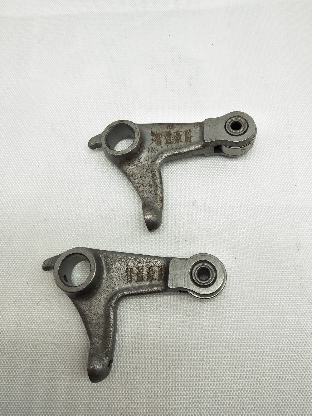 A63 1 Engine Spare Parts Motorcycle Swing Rocker Arm For Suzuki CG125 Lower Arm Motor Rocker