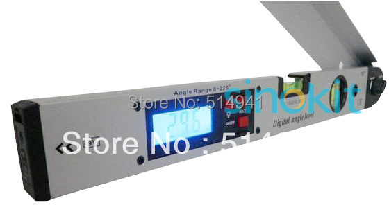 Wholesales Angle Finder Meter Protractor Spirit Level