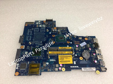Free Shipping VAW01 LA-9101P Rev:1.0 Motherboard For Dell Inspiron 15R 3521 5521 Notebook PC Mainboard CPU SR0N8 i5-3337U