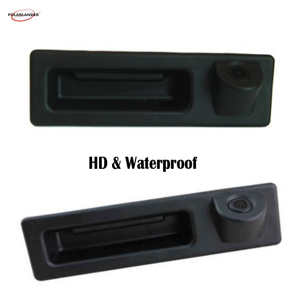Vente chaude sans fil CCD voiture parking caméra de recul caméra de recul 170 degrés pour BMW F10 F11 F25 F30 3 série X3 X4 X5