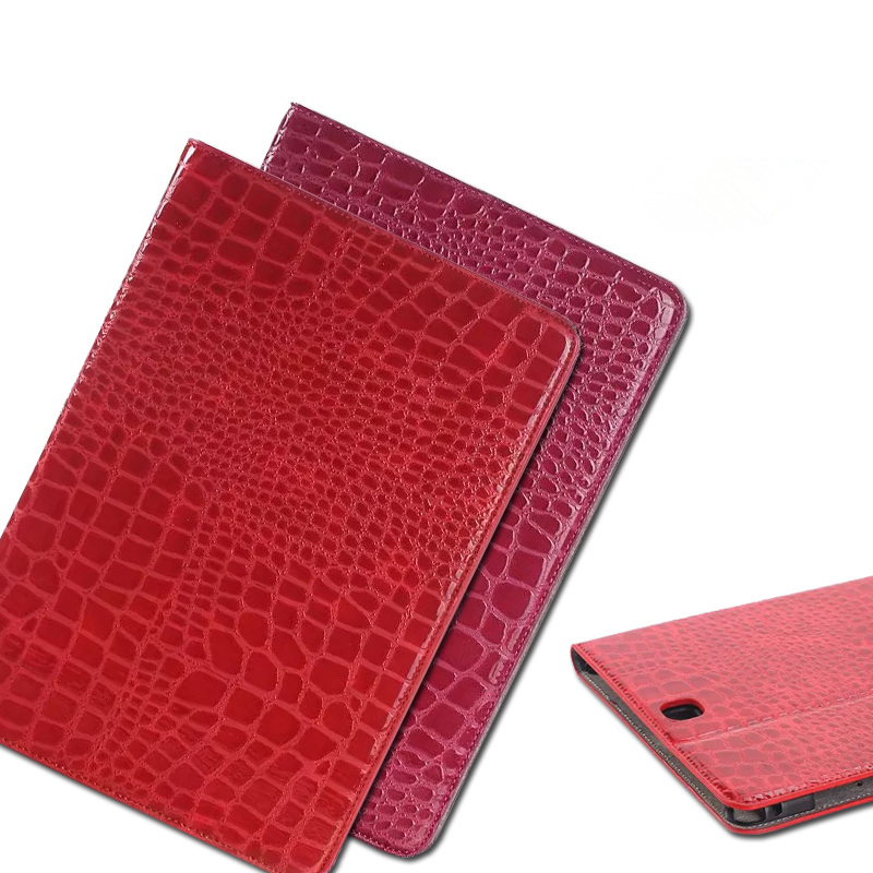Crocodile Pattern PU Leather Case Cover For Samsung Galaxy Tab S2 9.7 T810 T815 High Quality Luxury Tablet Shell