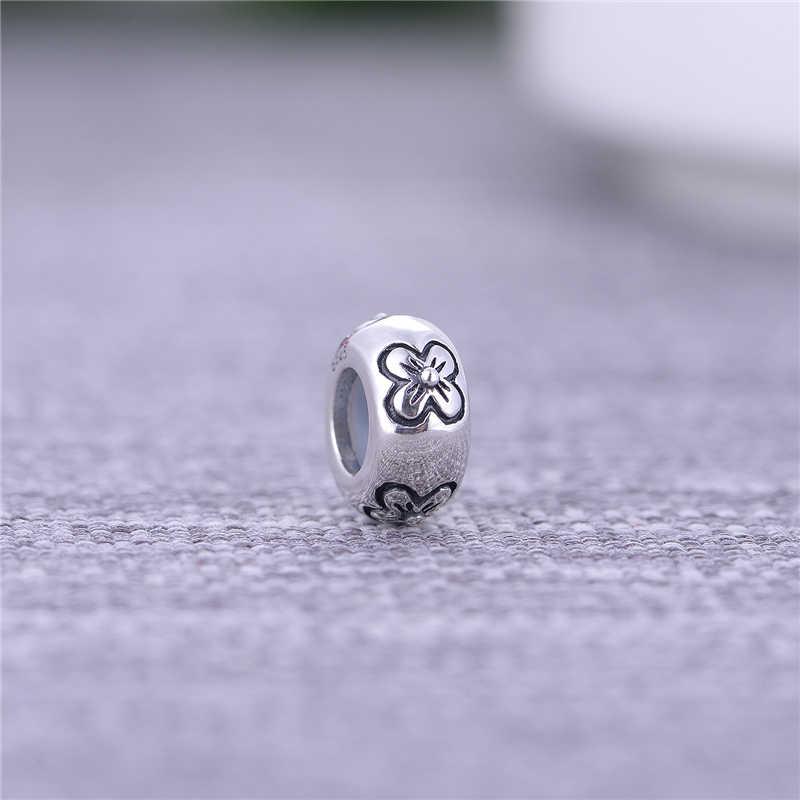 Эссенция бусины и Цветочные Элегантные бисерные Подвески Подходит для серебра 925 DIY эссенция браслеты GW модные ювелирные изделия STY006 H20