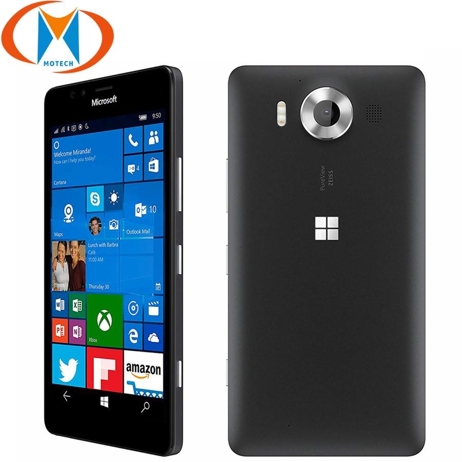 Brand New EU Version Nokia Microsoft lumia 950 Dual SIM Rm 1118 5 2 3GB 32GB