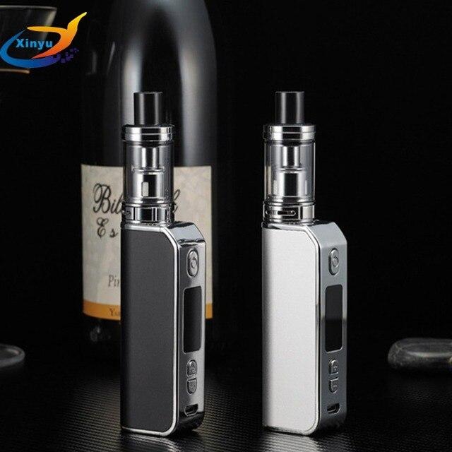 E-Cigarette chaude 80 w Kit de démarrage stylo narguilé 2200 mAh 3.5 ml atomiseur grand vaporisateur de fumée narguilé vaper KIT de Cigarette électronique
